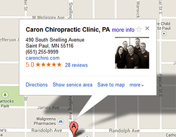 Highly Rated Chiropractic Clinics Minnesota