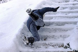 Slip and Fall Accidents in St Paul, Minnesota